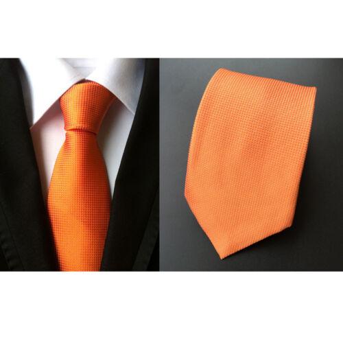 Herren Houndstooth Kontrollen Raster Punkte 8cm Business Krawatte Schlips