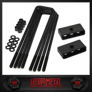 "1.5"" Rear Lift Leveling Kit For 2011-2020 Chevy Silverado GMC Sierra 2500 3500HD"