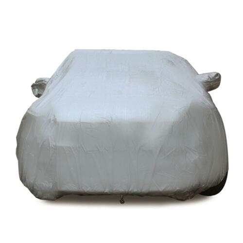 M L XL Full Car Cover for SUV Truck Waterproof Indoor Outdoor Dust UV Protector
