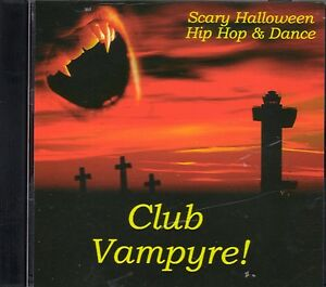 Details about CLUB VAMPYRE: HALLOWEEN HIP HOP & DANCE PARTY MUSIC CLUB MIX  with SOUND EFFECTS!