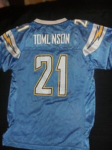 Image is loading LaDainian-Tomlinson-San-Diego-Chargers-Reebok-NFL-Jersey- 3246f0390