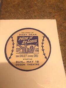 Vintage-Dizzy-Dean-biography-movie-Coaster