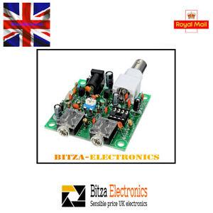 Details about 40 Mtr Ham Radio Transceiver QRP PIXIE Kit BNC Connector  instructions UK Seller