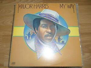 MAJOR-HARRIS-My-way-Atlantic