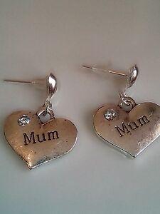 Mum-stud-earrings-silver-in-colour