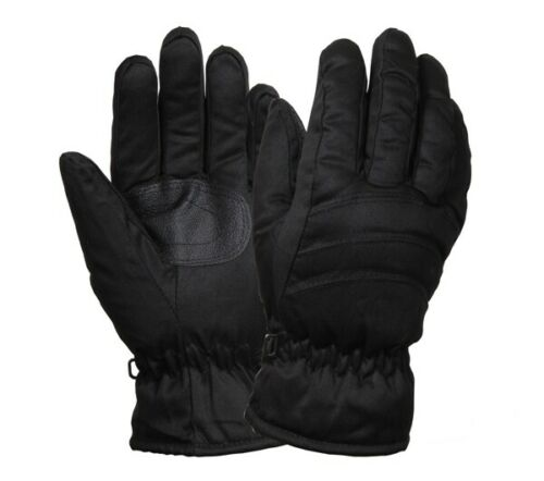 4945 Rothco Black Thermoblock Insulated Gloves