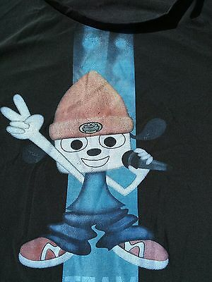 Parappa the Rapper Shirt Sz L Pax 2012 Exclusive Limited Edition #9/444