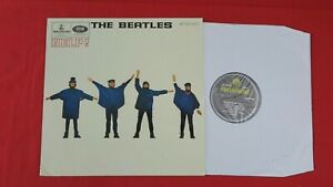THE-BEATLES-HELP-VINYL-UNPLAYED-SLIGHT-DAMAGE-TO-COVER-CLEARANCE-PRICE-LP
