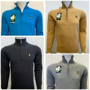 LYLE-AND-SCOTT-LONG-SLEEVE-ZIP-JUMPER-FOR-MEN-WINTER-SALE