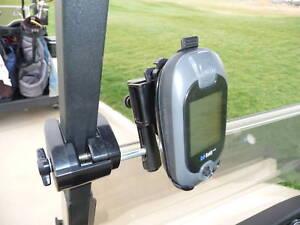 Gps Entfernungsmesser Golf : Golf cart mount buddy world platinum tour gps ebay