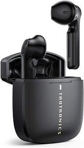 Auriculares inalámbricos, TaoTronics SoundLiberty 92 Bluetooth 5.0 Auriculares Con Cargo