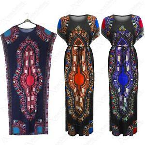 Femmes Neuf Imprimé Noir Enrouler Sur Robe Taille 8 10 12