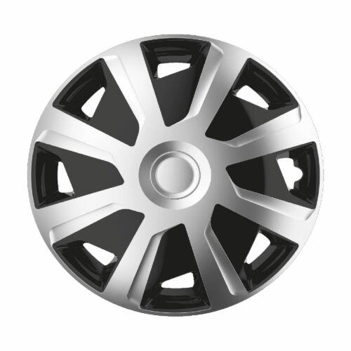 "Set di 15/"" pollici DEEP DISH Van rifiniture ruota Hub Caps Per Ford Transit Connect"