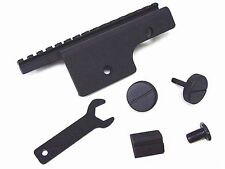 AS249u CYMA Full Metal Scope Mount Base Rail for EBR Airsoft AEG Classic army