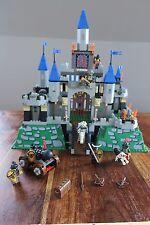 LEGO  6098 / 6091   -- CHATEAU FORT DU ROI  / KING'S LEO CASTTLE