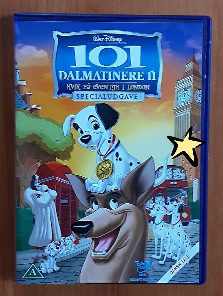 101 Dalmatinere 2 - Kvik på eventyr i London, instruktør