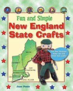 Fun And Simple State Crafts Fun And Simple New England State Crafts