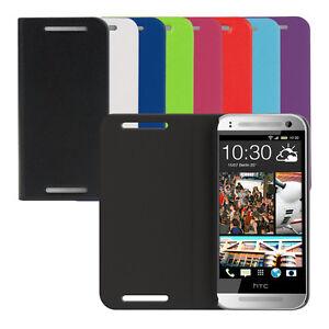 kwmobile-FLIP-COVER-FUR-HTC-ONE-MINI-2-SCHUTZ-HULLE-HANDY-CASE-SLIM-ETUI-TASCHE