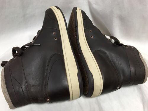 Stivaletti Casual Timberland uomo 36598 Brown Chukka Leather Shoes 13m da Fashion 77nxzSB
