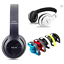 thumbnail 1 - Wireless Bluetooth Headphones with Noise Cancelling Over-Ear Earphones Phone UK