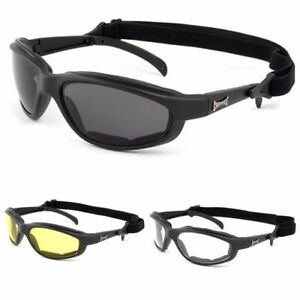 1a4f3ce4131 Image is loading Chopper-Wind-Resistant-Sunglasses-Extreme-Sports-Motorcycle -Riding-
