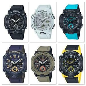 Casio-G-Shock-Carbon-Core-Structure-GA-2000-Series