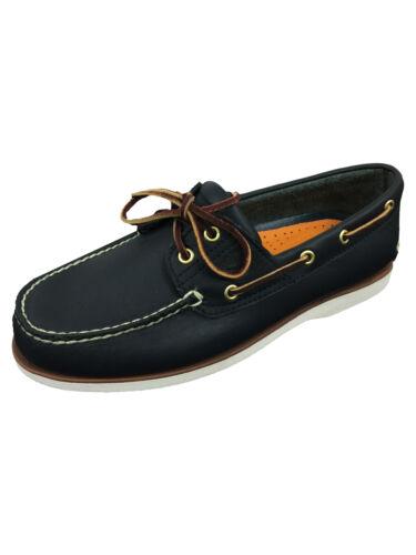 tamaño en Up Unido Eur Cls2i 42 8 Zapatos Lace Azul marino Hombres Reino para Timberland botes wfzTqvn