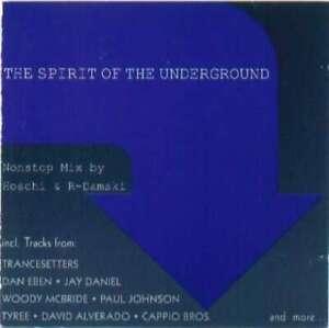 Hoschi & R-Damski - The Spirit Of The Underground ( CD - 494