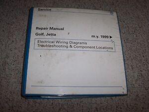2002 vw volkswagen golf jetta electrical wiring diagrams