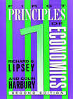First Principles of Economics by Richard G. Lipsey, Simon Fraser, C. D. Harbury (Paperback, 1993)