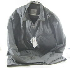 MENS d-lux outerwear gray Windbreaker track jacket  Size 2XL  p