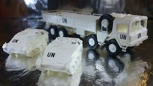 Roco-Minitank-634-United-Nations-Man-454-Lorry-and-2-Wiesel-Vehicles