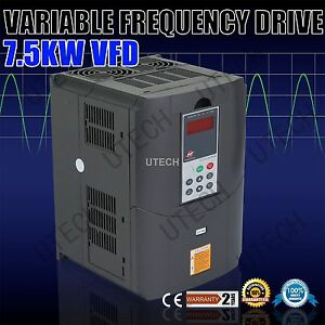Details about HUANYANG 7 5KW VFD 10HP 33A 220V VFD VARIABLE FREQUENCY DRIVE  INVERTER CE RS485
