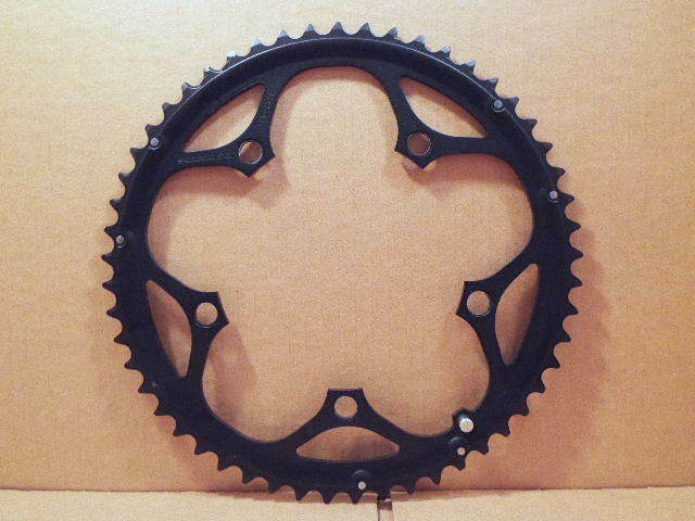 NOS Shimano SuperGlide (Later Generation) Chainring...53T and  130 mm BCD  wholesale prices