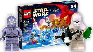 LEGO-Star-Wars-Holiday-Christmas-Advent-Calendar-75146-New-amp-Sealed