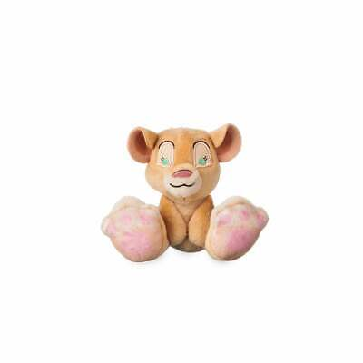 Disney Pixar Animated Short Feast Winston Tiny Big Feet Dog Micro Plush Doll New