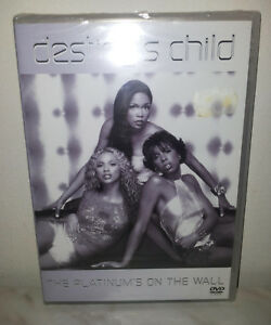DVD-DESTINY-039-S-CHILD-THE-PLATINUM-039-S-ON-THE-WALL-NUOVO-NEW
