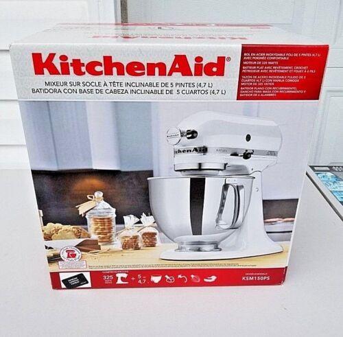 Kitchenaid 5 Quart Tilt Head Stand Mixer Espresso KSM150PSES Artisan NIB