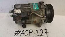 VW SHARAN ALHAMBRA GALAXY MK2 AIR CON CONDITIONING COMPRESSOR AC PUMP 7M3820803