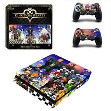 Faceplates, Decals & Stickers Xbox One Kinect Consoles Kingdom Hearts 3 Family Vinyl Skins Decal Stickers Wrap Video Game Accessories
