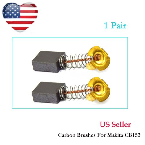 """Carbon Brushes For Makita LS1214FL 12/"""" Dual Slide Compound Miter Saw"""