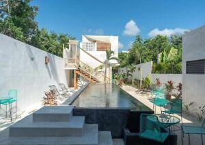 Hotel en Tulum - Precio Rebajado - En Venta