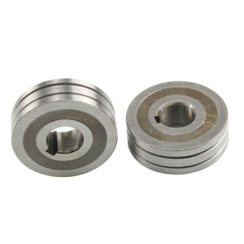 Knurled Groove Mig Welder Wire-Feed Drive Roller Roll Parts 0.6-0.8 And 0.8-1.0