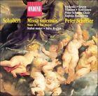 Schubert: Missa solemnis; Stabat meter; Salve Regina (CD, Dec-1998, Ondine)