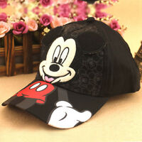 Toddler Boys Girls Adjustable Baseball Cap Snapback Kids Hip Hop Summer Sun Hats