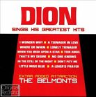 Sings His Greatest Hits by Dion (Dion Francis DiMucci) (CD, Jan-2013, Hallmark)