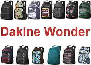 Dakine-WONDER-Pack-15L-Backpack-School-Bag-Travel-Gym-Mens-Womens-Girls-Boys