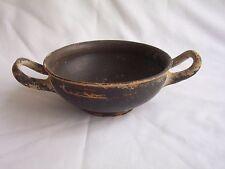 Ancient Greek Pottery Kylix c. 5th - 4th century B.C.