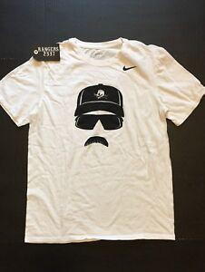 55f431550bb8de Oregon DUCKS Softball Nike MIKE WHITE OUT Exclusive T-SHIRT MEN S M ...