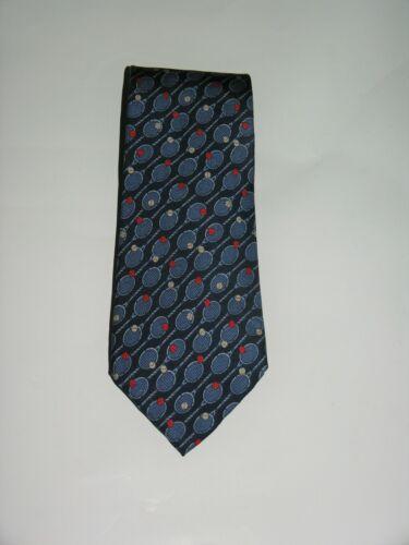 Gucci Tom Ford Era Tennis Themed Classic Width Tie